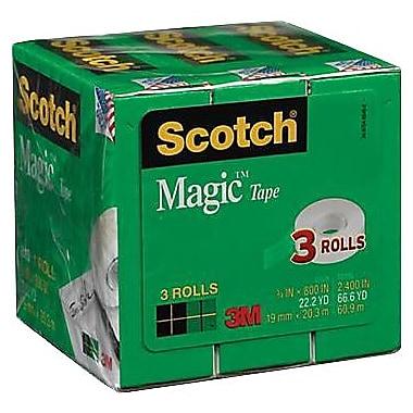 Scotch® 810 Magic™ Tape Refill Rolls, 1