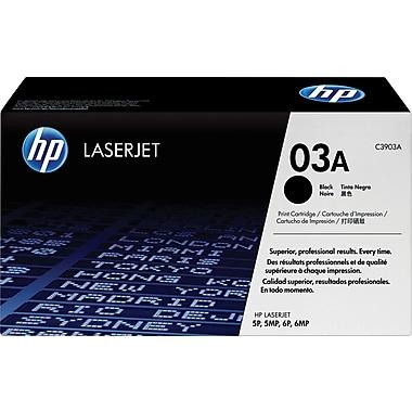 HP 03A Black Toner Cartridge (C3903A)