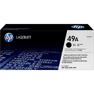HP 49A  Black Toner Cartridge (Q5949A)