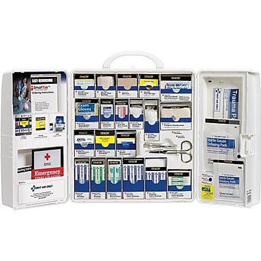 First Aid Only™ SmartCompliance™, 207 Piece First Aid Kit