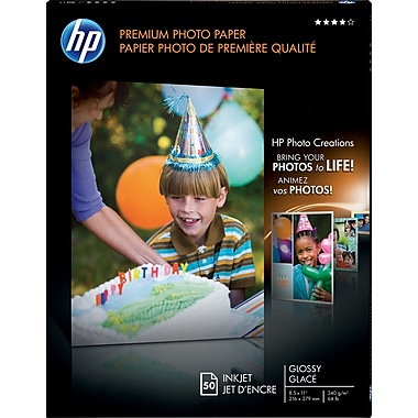 HP Premium Photo Papers