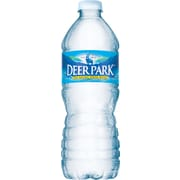 Deer Park® 100% Natural Spring Water, 16.9-ounce Plastic Bottle, 24/Case