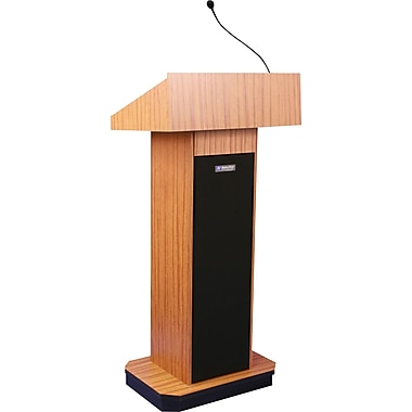Amplivox Executive Sound Column Lectern (MO)