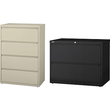 Staples® HL8000 Commercial 36in. Lateral File Cabinets