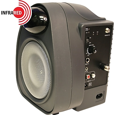 Amplivox InfraRed ComPac PA System