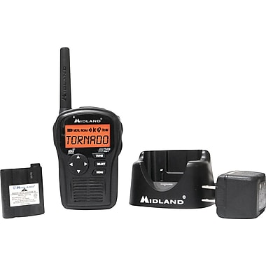 Midland Portable Emergency Weather Alert Radio
