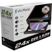 I/O Magic 24x External DVD-RW Drive