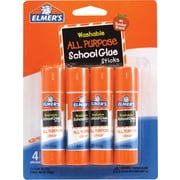 Elmer's® E542 White All Purpose School Glue Stick, 6 gram