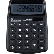 Staples® SE-230E 8-Digit Display ECO Calculator