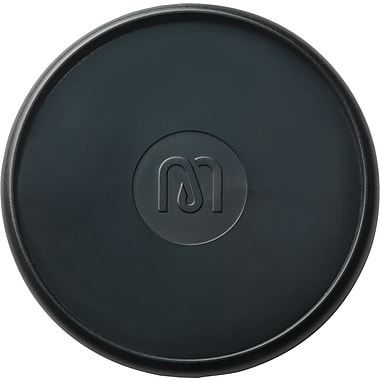 M by Staples™ Arc System 1-1/2in.  Notebook Expansion Discs, Black