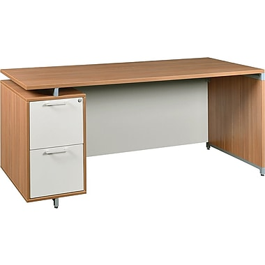 Regency® OneDesk Collection Single Pedestal Credenza
