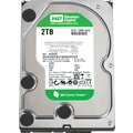 WD Caviar Green 2TB SATA 3.0 (3 Gb/s) IntelliPower 3.5in. Desktop Internal Hard Drive