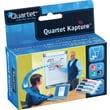 Quartet® Kapture™ Digital Flip Chart System Refill Cartridges, Assorted, 8/Pack