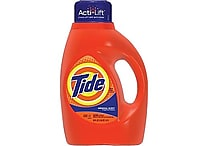 Tide® Liquid 2X Concentrated Laundry Detergent, Original Scent, 50 fl. oz.