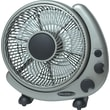 Soleus Table or Wall Mounted Fan, 10in.