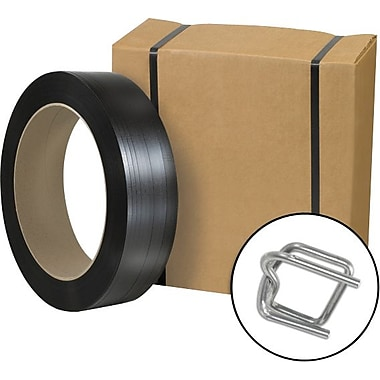Staples® General-Purpose Poly Strapping Kit, 9,000'