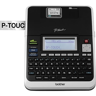 Brother® P-touch® PT-2730 Labeling System