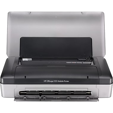 HP® Officejet 100 CN551A#B1H Color Inkjet Mobile Printer