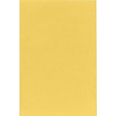 Riverside® Construction Paper; 9in. x 12in., Butterscotch, 50 Sheets