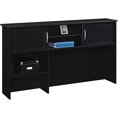 Altra™ Chadwick Collection Hutch, Nightingale Black