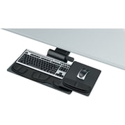Fellowes Professional Series Adjustable Keyboard Manager with Memory Foam Mouse Tray