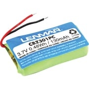 Lenmar Replacement Battery for Plantronics CS70, CS70N Cordless Phone (CBZ301PC)