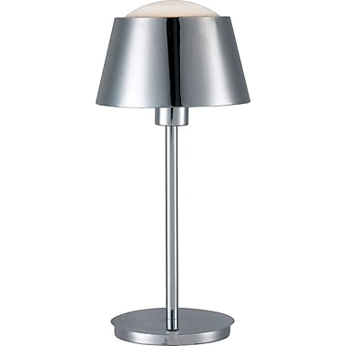 Kenroy Home Kramer Desk Lamp, Chrome Finish
