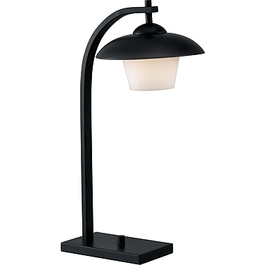 Kenroy Home Lika Desk Lamp, Oil Rubbed Bronze Finish