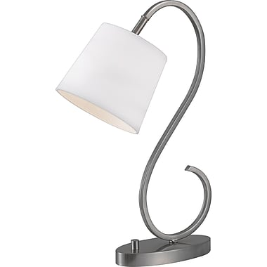 Kenroy Wilson Incandescent Desk Lamp, Oil Rubbed Bronze