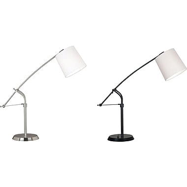 Kenroy Reeler Incandescent Desk Lamps