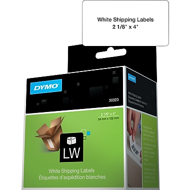 DYMO® LabelWriter Shipping Labels, 2-1/8