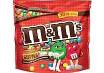M&M's® Peanut Butter Candy, 38 oz. Bag