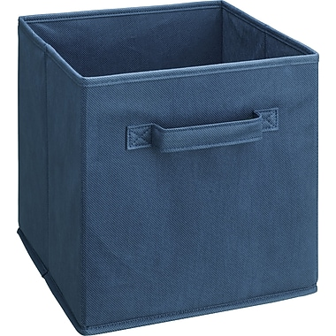 ClosetMaid® Cubeicals Fabric Drawer Organizer. Blue