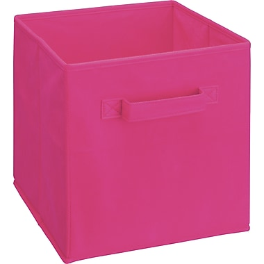 ClosetMaid® Cubeicals Fabric Drawer Organizer. Fuchsia