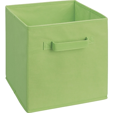ClosetMaid® Cubeicals Fabric Drawer Organizer. Green