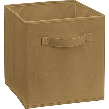 ClosetMaid® Cubeicals Fabric Drawer Organizer. Mocha