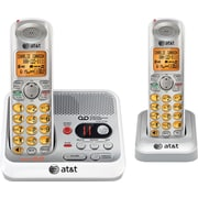 AT&T EL52210 DECT 6.0 Cordless Telephone with Caller ID and Digital Answering System