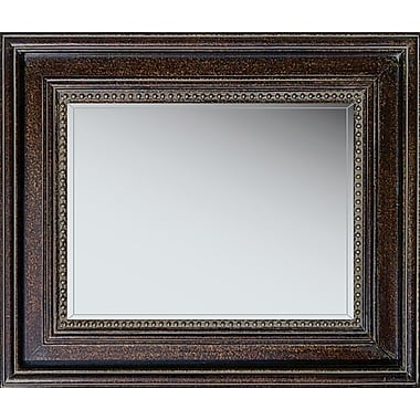 Studio Arts Monterey Mirror, Chestnut