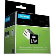 DYMO LabelWriter Appointment/Business Card Labels (300/roll)