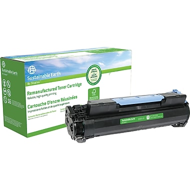 Staples™ Remanufactured Black Toner Cartridge, Canon FX-11 (1153B001AA)