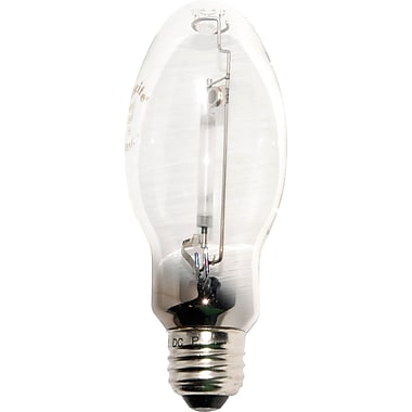 50 Watt Plusrite B-17 High Pressure Sodium Bulbs, Clear, 6/Pack