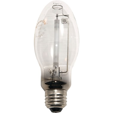 100 Watt Plusrite ED-17 High Pressure Sodium Bulbs, Clear