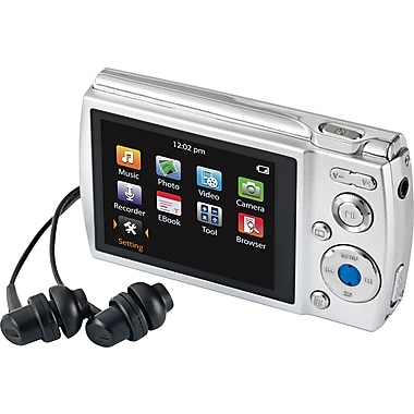 Digital Camera and MP4 Player