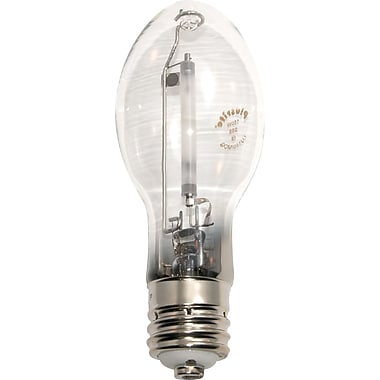 150 Watt Plusrite ED-23 1/2 High Pressure Sodium Bulbs, Clear, 2/Pack