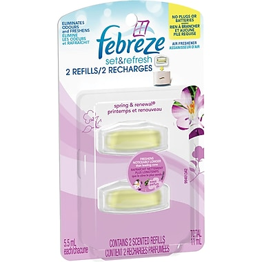 Febreze® Set and Refresh Refill, Spring and Renewal