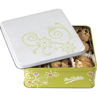 Spring Cookie Tin