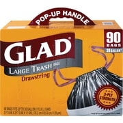Glad® Drawstring Trash Bags
