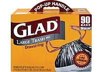 Glad® Drawstring Trash Bags