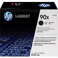 HP 90X Black Toner Cartridge (CE390X), High Yield