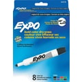 Expo® Original Dry-Erase Markers, Chisel Tip, Assorted, 8/Pack